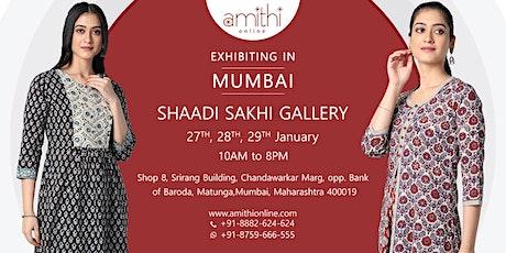 Amithi Online Matunga Mumbai Exhibition tickets