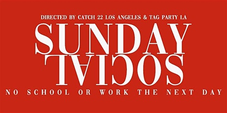 Sunday Social inside Apt. 503 | presented by Catch22LA & TAG Party LA tickets