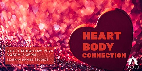 Heart-Body-Connection: Bioenergetics & Conscious Connections tickets