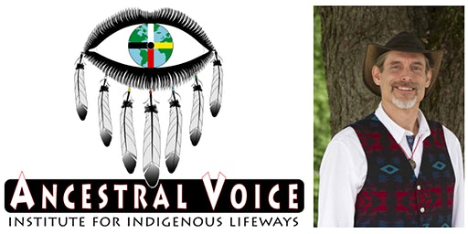 """""""Ceremonial Honoring of the Full Moon and Connection with our Earth Mother,"""" withPhillip Scott with Ancestral Voices, leading a Sunday Afternoon Day Retreat at ECSM"""