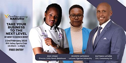 Centonomy Nakuru Open Day- Take Your Business to the Next Level