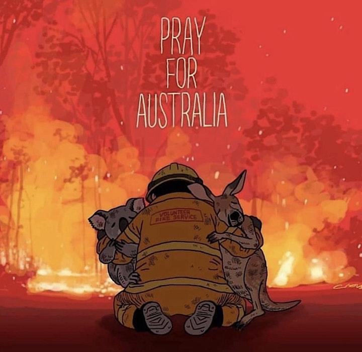 BAND TOGETHER - Melbourne. Charity concert & bushfire appeal. image