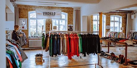 Vintage Kilo Sale • Torino • VinoKilo biglietti