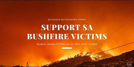Magnetic Alliance Bushfire Charity Networking Event tickets