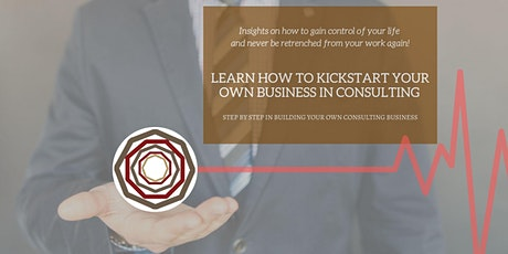Build your own consultancy business in 2020 - one step at a time tickets