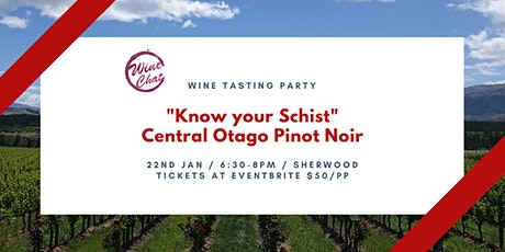 Wine Tasting Party - Know Your Schist tickets