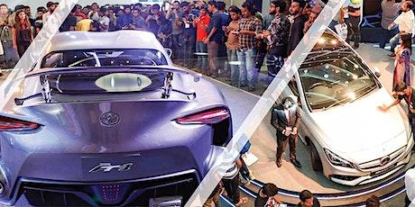 Dhaka Motor Show 2020 tickets
