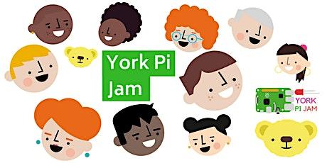 York Pi Jam - January tickets