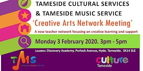 Creative Arts Teacher Network tickets