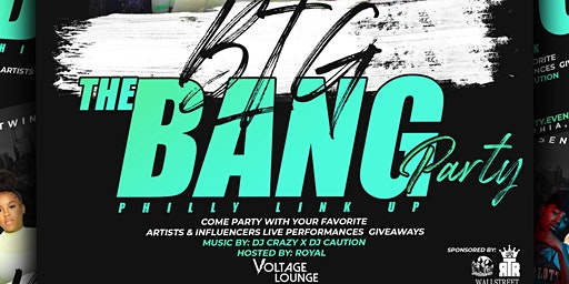 The Big Bang Party: Philly Link Up