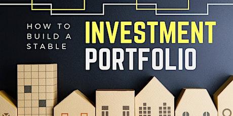 UK Property Investment Portfolio Opportunities Seminar Talk tickets
