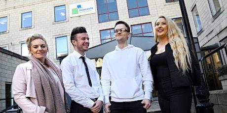Apprenticeship Open Evening - Newcastle Building Society tickets