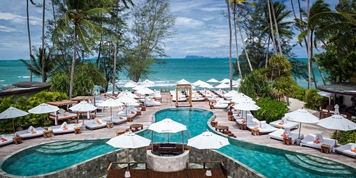 NIKKI BEACH KOH SAMUI: Amazing Sunday's Brunch February 23rd, 2020