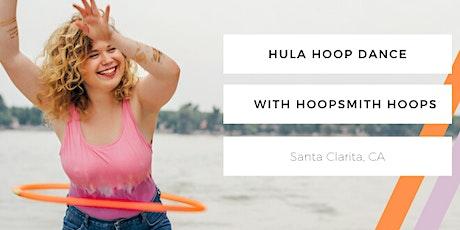 Hula Hoop Dancing with HoopSmith Hoops tickets