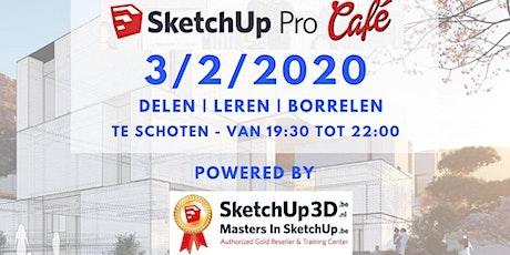 2de SketchUp Pro Café tickets