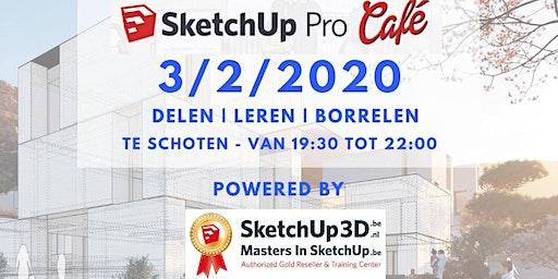 2de SketchUp Pro Café
