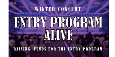 Entry Program Alive - Winter Concert tickets