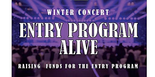 Entry Program Alive - Winter Concert