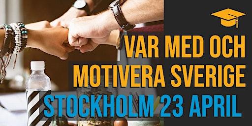 Var med och motivera Sverige! Utbilda dig inom Motivation Management