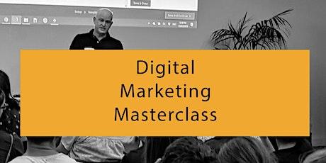 Digital Marketing Masterclass | Brisbane tickets
