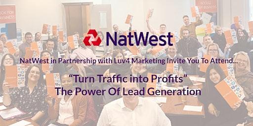 "''Turn Traffic into Profits"" – The Power Of Lead Generation"