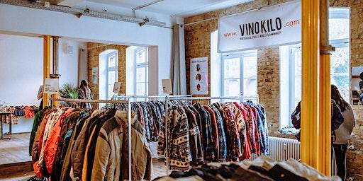 Vintage Kilo Sale • München • VinoKilo