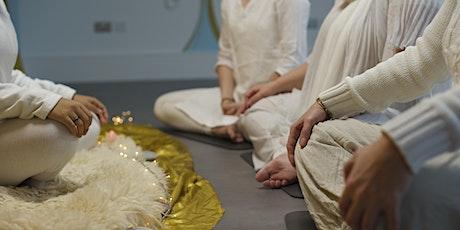 Kundalini Yoga to balance information overload tickets