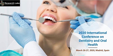 International Conferences on Dentistry and Oral Health tickets