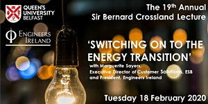 'Switching on to the Energy Transition' - The 19th...