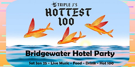 Hottest 100 on the Loddon tickets