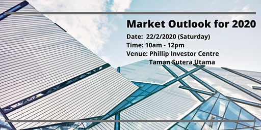 Market Outlook For 2020 (Free Seminar)