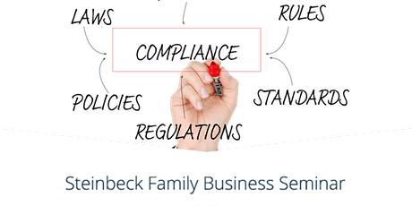 Steinbeck Family Business Seminar: Employee Benefits Compliance tickets