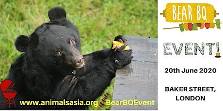 Animals Asia Vegan BearBQ tickets