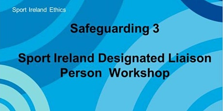 2020 KRSP Safeguarding 3: 03/12/2020 tickets