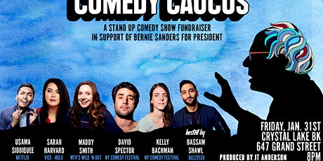 Comedy Caucus tickets