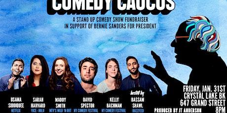 Comedy Caucus tickets
