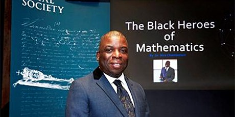 Nira Chamberlain- Black Heroes of Mathematics tickets