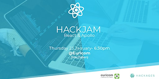Free HackJam workshop React & Apollo