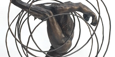 Lucianne  Lassalle - Bronze Sculpting - from clay to casting tickets