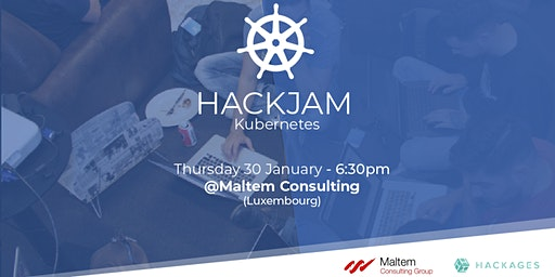 Free HackJam workshop Kubernetes