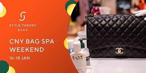 Style Theory Bags CNY Bag Spa Weekend