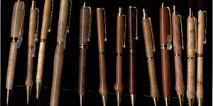 Beginning Wood Turning- Making a Pen