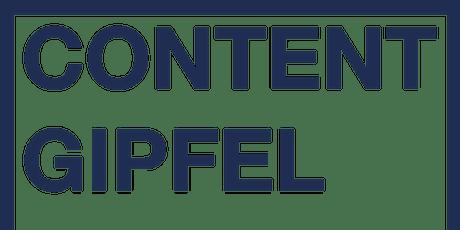 GroupM Content-Gipfel 2020 Tickets