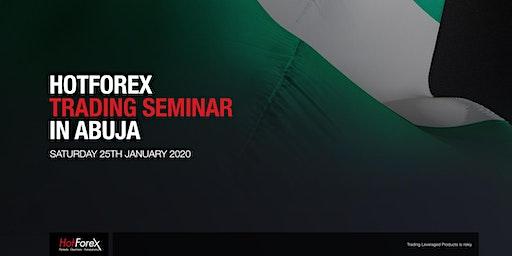 Free HotForex Trading Seminar in Abuja