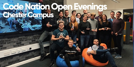 Code Nation Open Evening - Chester