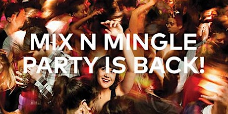 Pre Valentines Mix n Mingle Party Ages 24-40 tickets