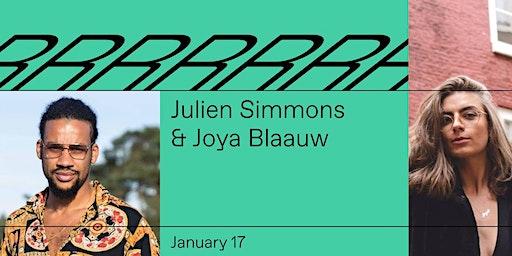 Julien Simmons & Joya Blaauw