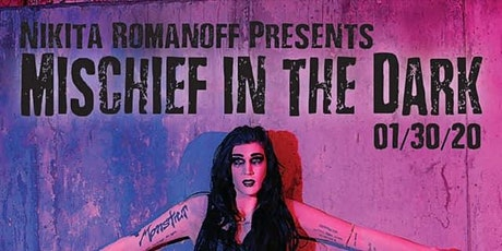 Mischief in the Dark Drag Show tickets