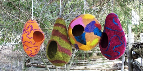 Make a Felt Bird Nest from Scratch ALL AGES - Hoylake Wirral tickets