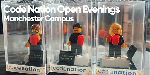Code Nation Open Evening - Manchester